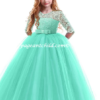 pageant girls dresses